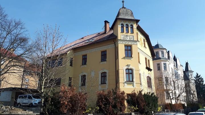 Vila Božena - garsoniéra