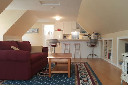 Peaceful Countryside Loft Apartment - Monroe - Apartemen