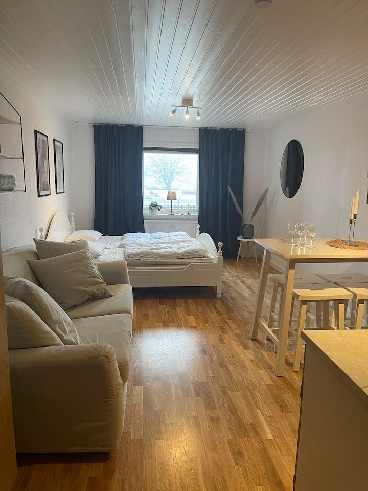 Mysig lägenhet mitt i centrala Hamburgsund