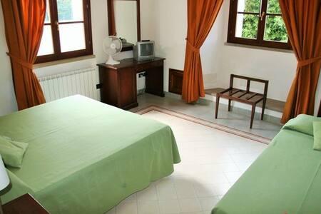 Camera Tripla con un letto matrimoniale ed un letto singolo