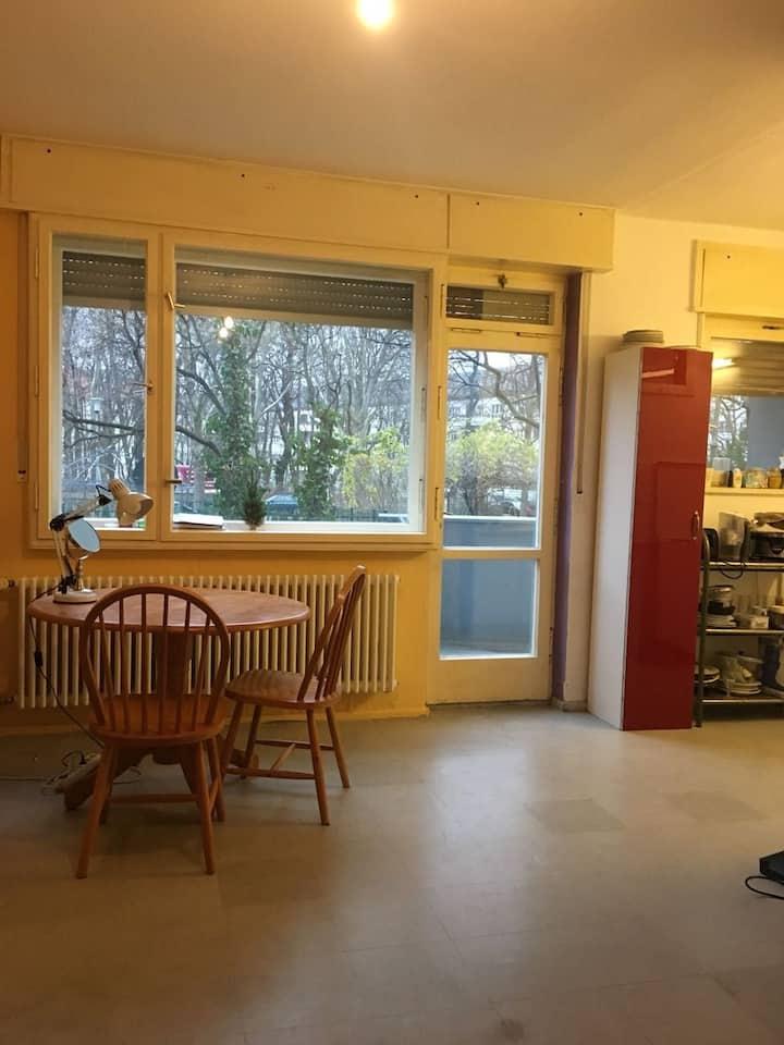 Schöne Möblierte Zimmer in Stegliz Lankwitz
