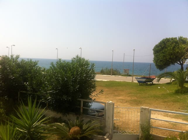 View to the Ionean Sea- Kanali Beach, Preveza - Kanali - Guesthouse