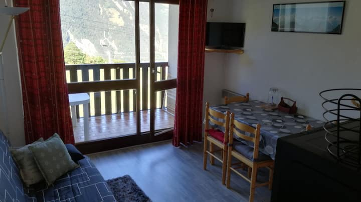 Savoie - Appart au pied des pistes Albiez Montrond
