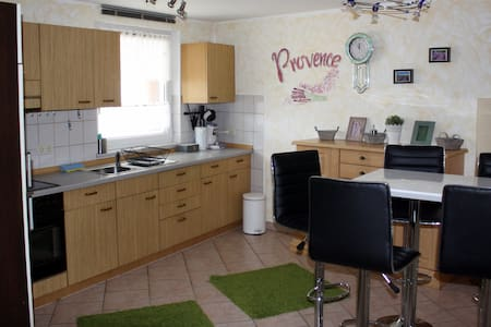 Gästehaus Parkblick - FeWo Provence-200m zum Park - Rust - Pensione