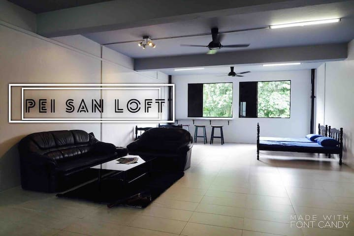 Heart Of City Town@ Pei San Loft (one month promo)
