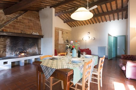 Authentic Panoramic Huge Olmo - Heart of Tuscany!