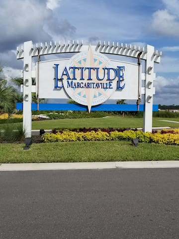 Latitude with Attitude at Margaritaville