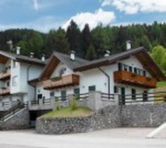 appartamento  con vista montagna - Ossana - Huis