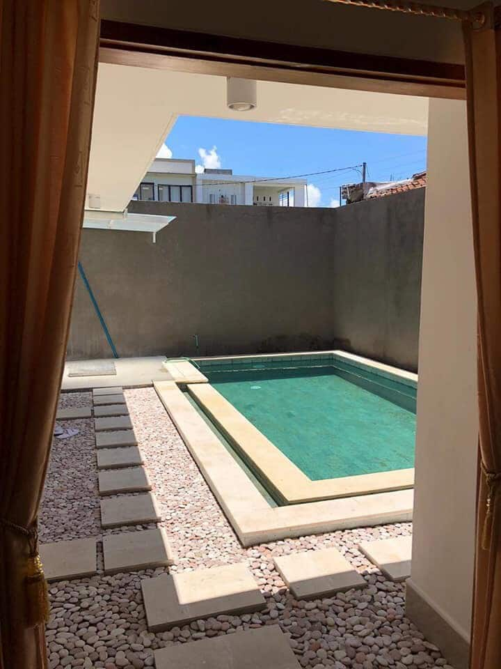 Yearly villa for rent