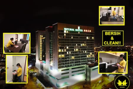 1BR Apartments @ Imperial Suites Kuching (Luco)