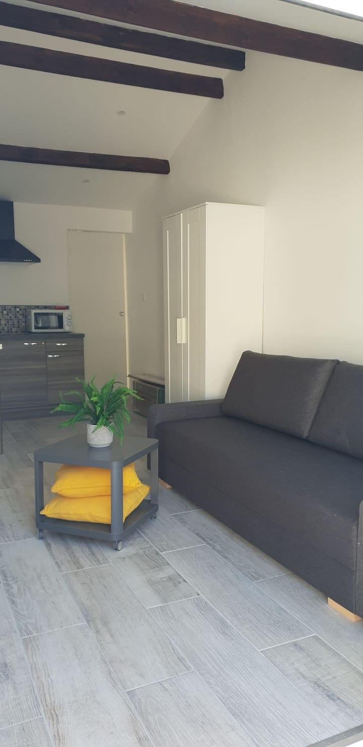 Studio idéalement situé à Marseille