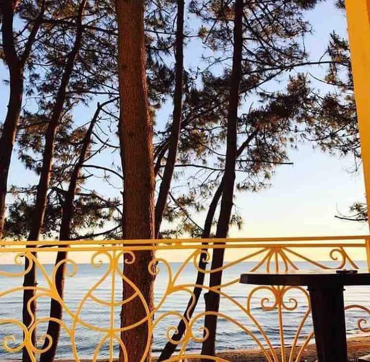 Villa Elle guest house Grigoleti
