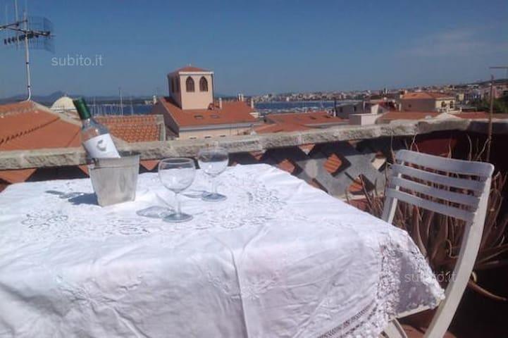 Appartamento nella città storica Alghero