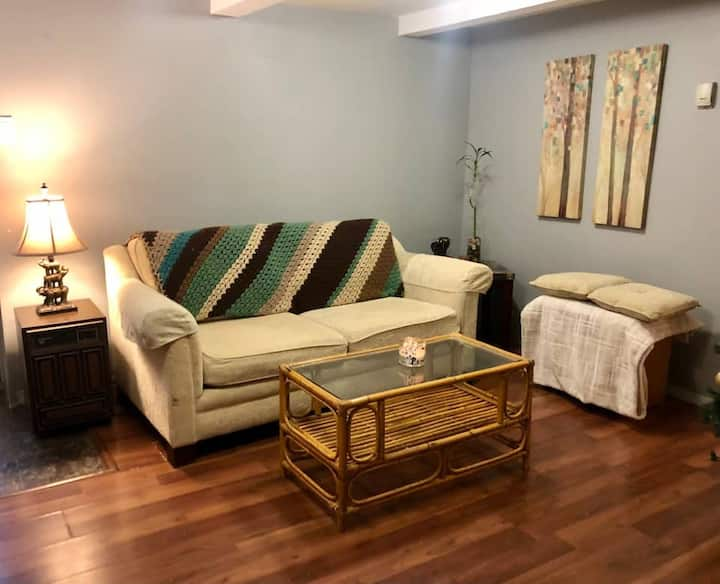 Cozy basement apartment in West End Halifax