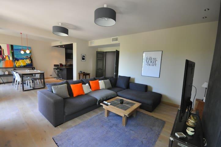 Appartement Cours Mirabeau climatisé / ascenseur - Aix-en-Provence - Apartment