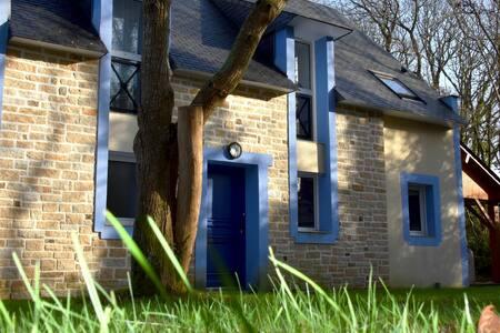La Maison Bleue - 8 personnes - Île-aux-Moines