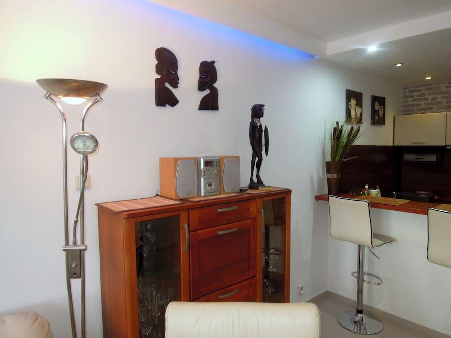 Apartment suite Safari