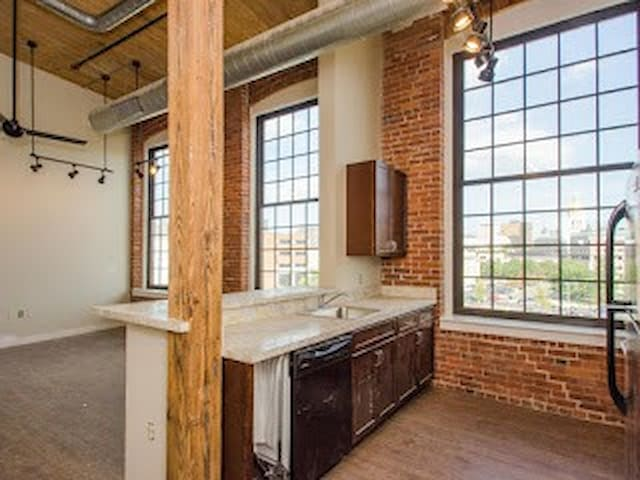 Gorgeous Renovated Loft Steps from State Capitol