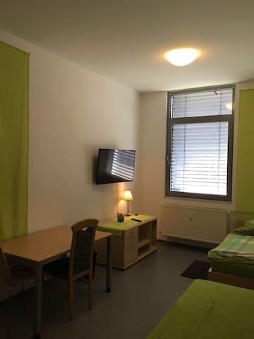 Ruhige Zimmer, in der Metropolregion Rhein-Neckar - Frankenthal (Pfalz) - Flat