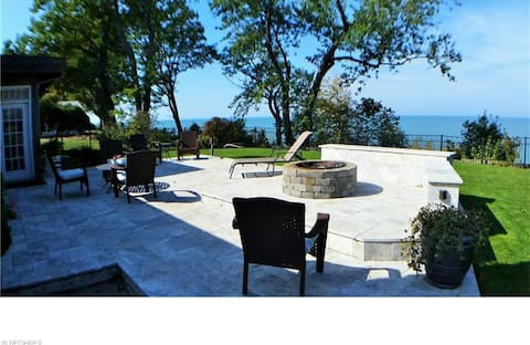 Lake Erie Waterfront House
