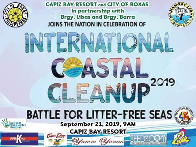 We conduct and support beach clean up activity. Ecobrick training is available upon request