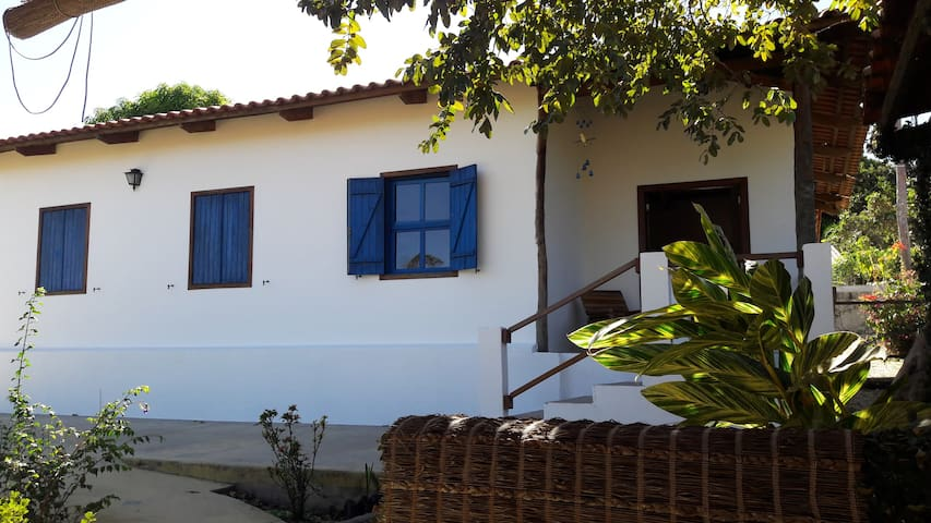 Casa Inesquecível da Chapada dos Veadeiros - Cavalcante - บ้าน