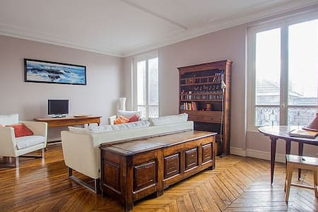 Perfect spot for couples with or without kids - Saint-Mandé - Apartment