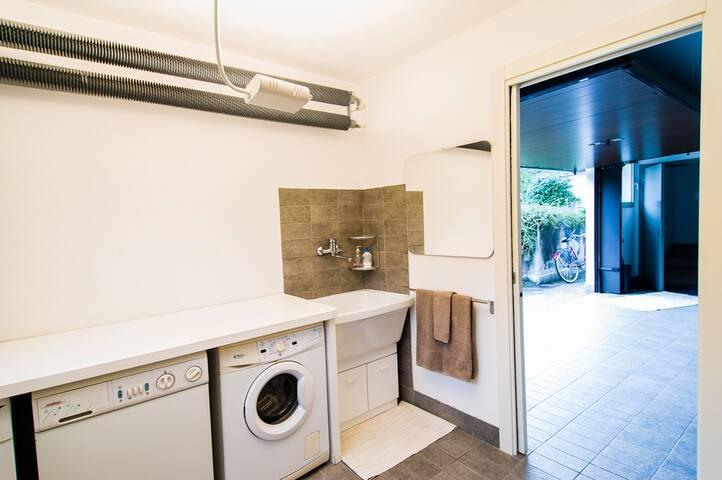 Luxury apartment - Lesa - Daire