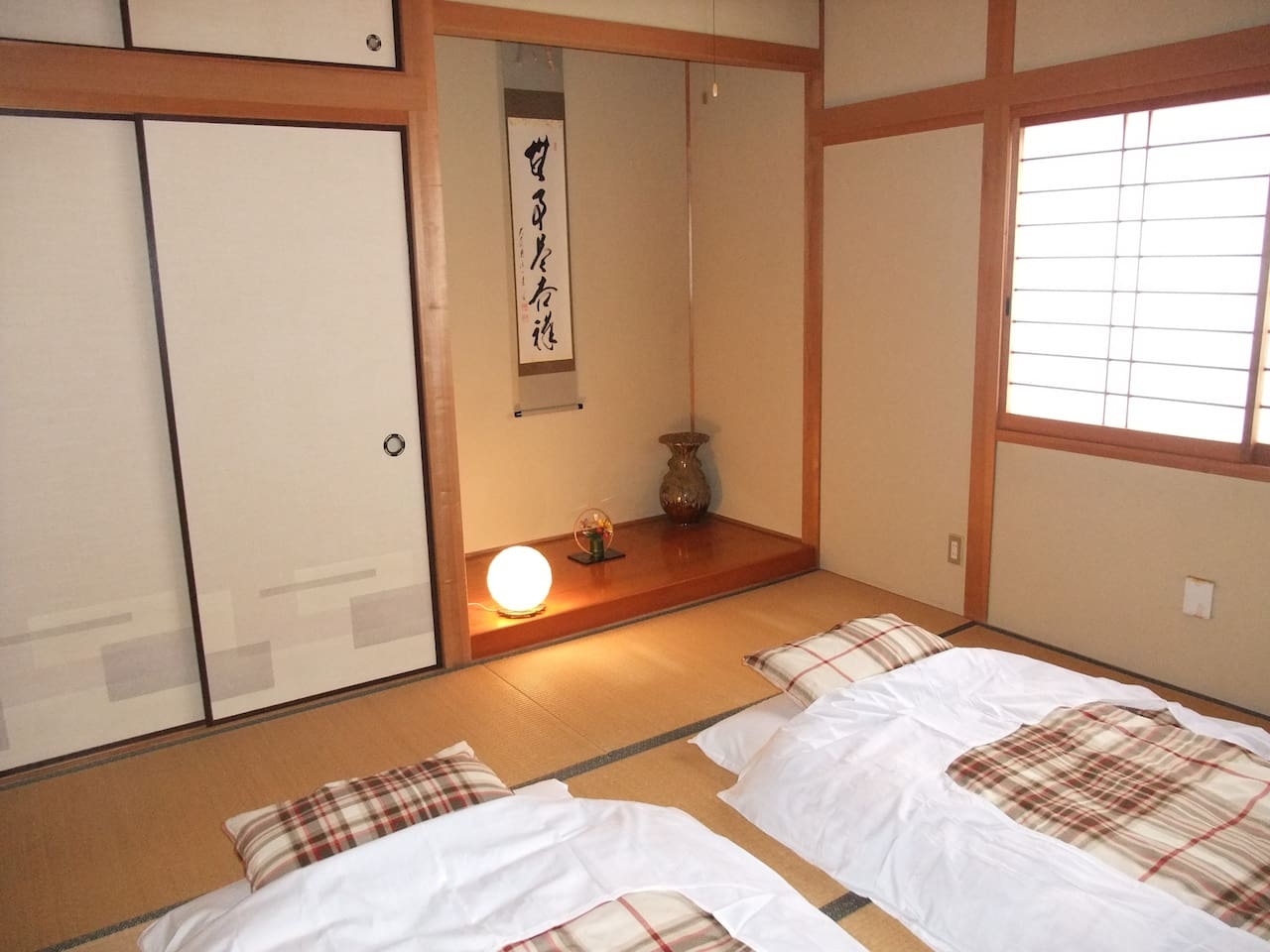 Comfortable Japanese style room   13㎡