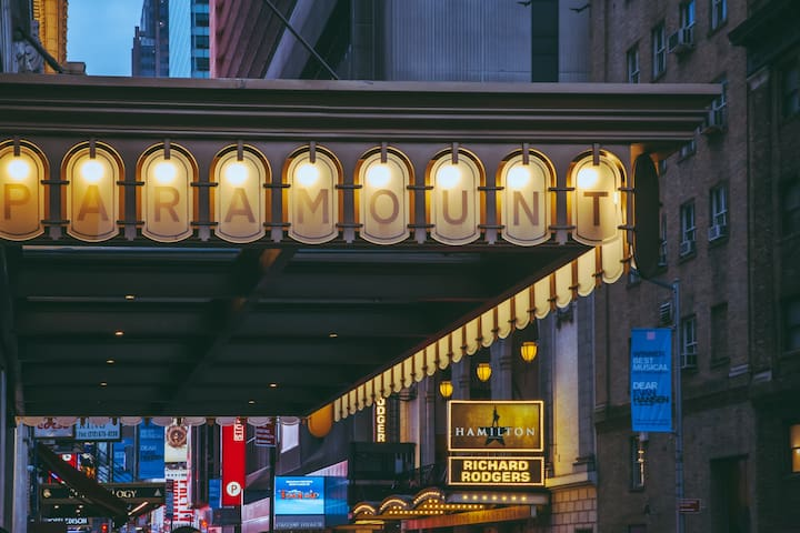 Stay in the Theater District Near Broadway Shows