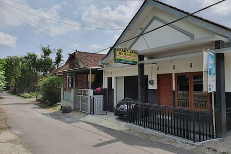 Graha Satu Homestay Yogyakarta Murah Aman Nyaman