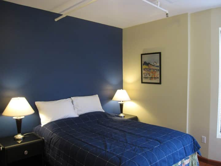Central Park Apartments furnished studio rentals