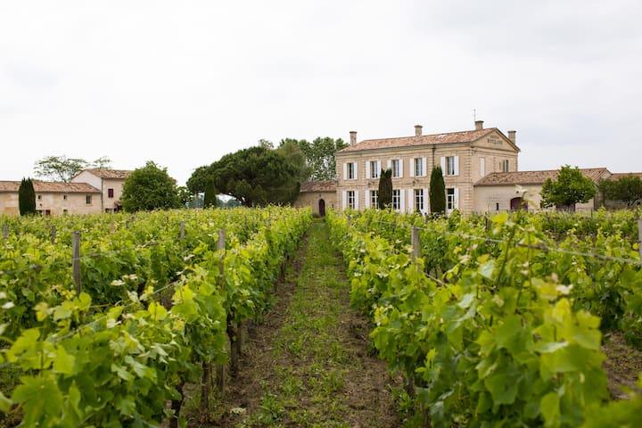 Gite du Roy du château Roylland - Saint-Émilion - Talo