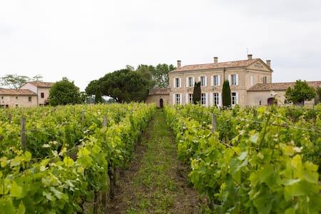 Gite du Roy du château Roylland - Saint-Émilion - Rumah