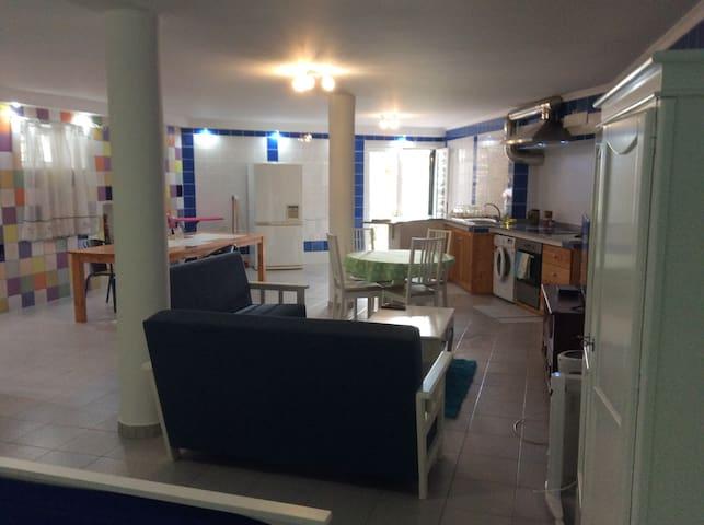 Espaço tranquilo para 2 pessoas - Ponta do Sol - อพาร์ทเมนท์