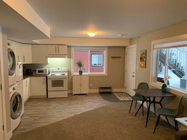 Castlegar Garden level Suite