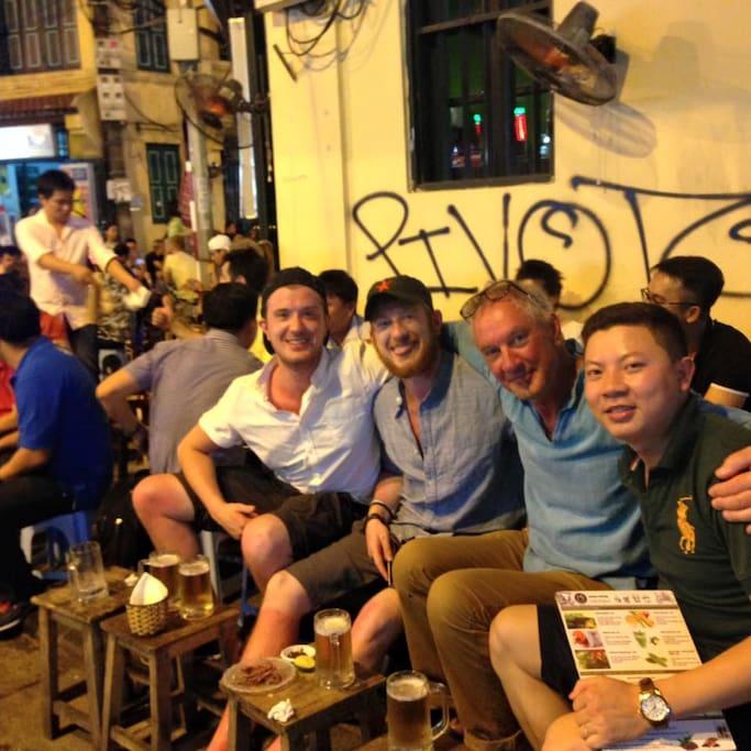 Local Family Homestay in Hanoi