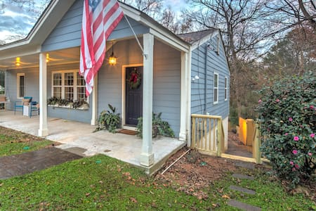 Charming Basement Apartment (West Midtown)