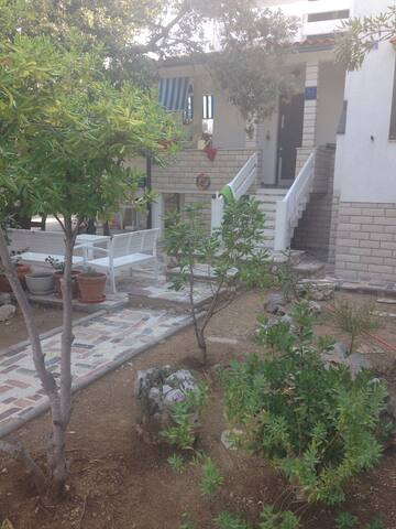 Unique appartment with big garden - Šimuni - Apartament