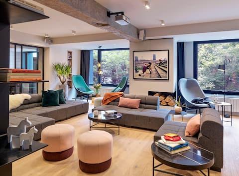 Flexible & Discounted Long-Lease Hutong Studio@WFJ