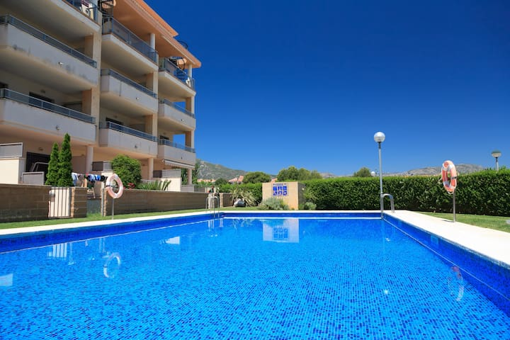 LOVELY APARTMENT WITH POOL NEARL TO THE BEACH - UHC OLIVERAS IV 131