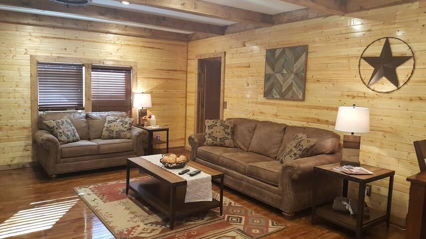 Stargazer living room