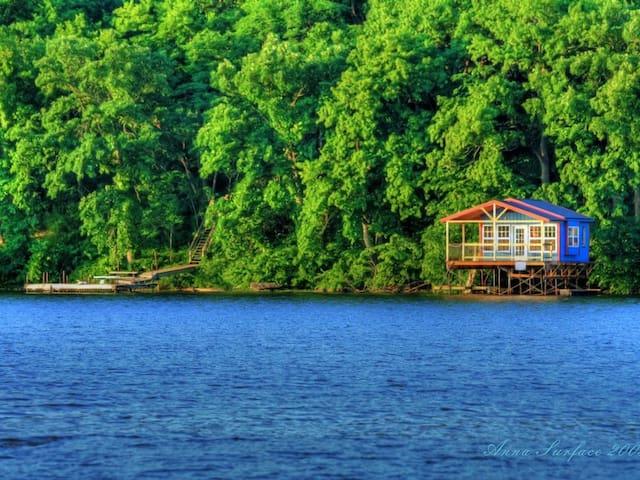 Wabaunsee Lake Life (1 of 3 cabins)