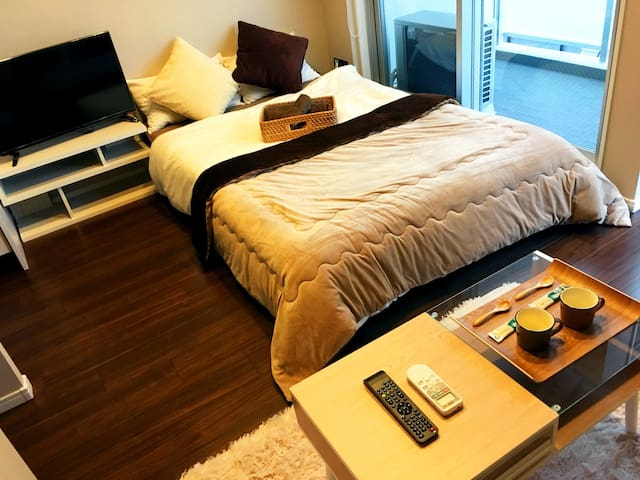 H16 Cozy Room near Umeda, OsakaCastle&Dotonbori