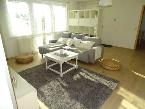 Geweldig appartement in de buurt van Bazel