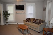 Historic One-Bedroom Ground-Floor Apartment