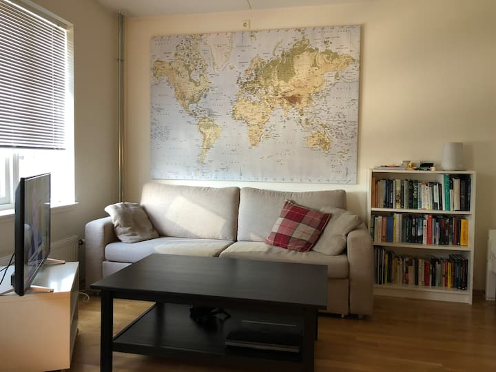 Small appartement with perfect location (Skøyen)