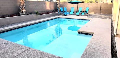 Amazing Home with Backyard Oasis