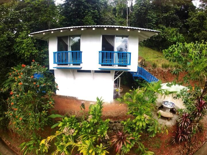 Pequeño Apartamento Familiar en el bosque tropical