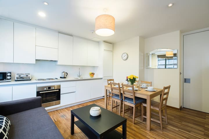 Old Street Apartment 7